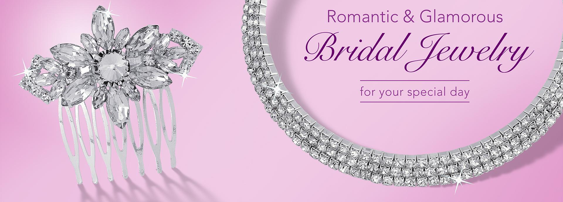 Bridal & Bridesmaid Jewelry