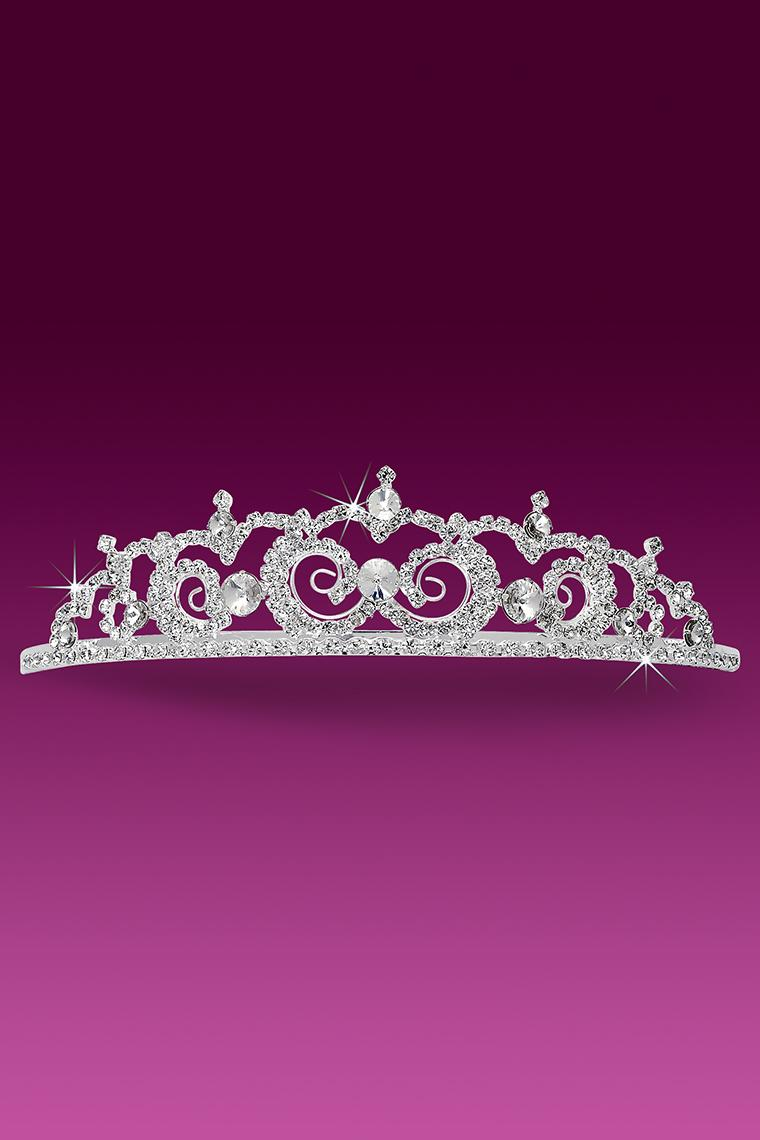 Princess Bride Crystal Rhinestone Tiara